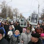 «Бессмертный полк»: построение в Краснотурьинске