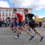 344 карпинца приняли участие в традиционной легкоатлетической эстафете