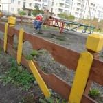 На три двора Карпинска потратят более шести миллионов рублей