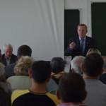 Оппозиция выбрала своего кандидата в кандидаты на пост главы города (ВИДЕО)