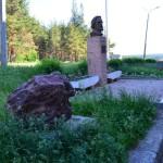 В Карпинске благоустроят сквер у памятника Карпинскому
