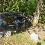 Сегодня на трассе у Волчанска случилось ДТП. Есть погибшие