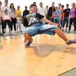 В городе прошел молодежный хип-хоп фестиваль (ВИДЕО)