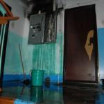 В Карпинске дом на улице Трудовой остался без света