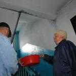 В Карпинске затопило многоквартирный дом (ВИДЕО)