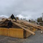 В Карпинске закрыли фонтан