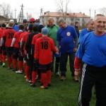 Карпинск. Открытие футбольного поля