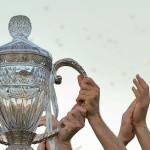 Кубок Карпинска по футболу уехал в Краснотурьинск