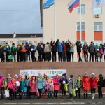 Карпинские школьники провели акцию «За чистый город»