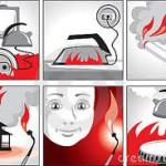 Карпинские пожарные проведут обучение населения