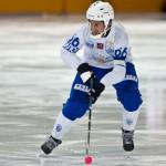 Уроженцу Карпинска хоккеисту Михаилу Свешникову выпала честь пронести Олимпийский огонь