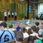 Молодые депутаты провели праздник для ребят из детского дома инвалидов