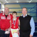 16-летний житель Волчанска получил звание кандидата в мастера спорта по боксу