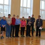 Карпинцы с ограниченными возможностями приняли участие в соревнованиях по бадминтону