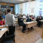 В Волчанске ученики школы №26 устроили митинг. Дети просили вернуть им директора (ВИДЕО)