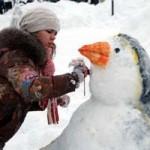 В Карпинске пройдет конкурс снежных фигур