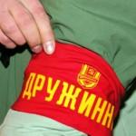 Все карпинские казаки готовы вступить в ряды народных дружинников