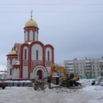 В Волчанске пройдет освящение храма