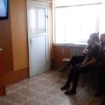 В одной из школ Карпинска идет трансляция Олимпиады