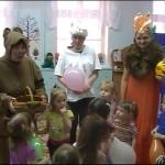 В карпинском детском саду устроили спектакль (ВИДЕО)