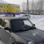 В Карпинске водители готовы идти в суд, если их оштрафуют на стоянке возле детской поликлиники