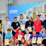В Карпинске прошел турнир по настольному теннису
