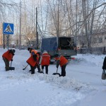 В Карпинске до конца этого года на уборку дорог потратят 1,5 миллиона рублей