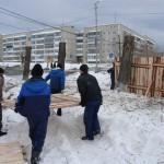 В Карпинске начались работы по строительству жилого дома