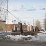 Вчера южная часть Карпинска осталась без уличного освещения