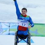 Спортсмены из Карпинска приняли участие в лыжных гонках среди людей с ограниченными возможностями