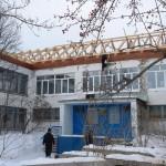 В Карпинске ремонтируют кровлю детского сада №17