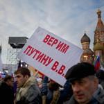 Действия России в Крыму поддерживают более 100 артистов