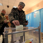 За присоединение Крыма к России проголосовало более 95% жителей республики