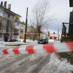 На Куйбышева, 36 случилось ЧП: во втором подъезде, с четвертого по второй этаж, затоплены квартиры, отключено отопление (ВИДЕО)
