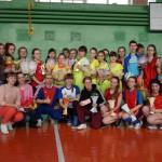 В Карпинске прошел турнир по женскому мини-футболу
