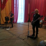 В Карпинском Дворце культуры прошел концерт христианской рок-группы (ВИДЕО)