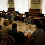Карпинский машиностроительный техникум поблагодарил мэра за подаренные компьютеры