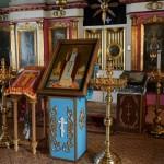 В Карпинске освятили икону преподобного Серафима Саровского