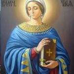 В карпинский Введенский собор прибудут мощи святых Николая Чудотворца и Анастасии Узорешительницы