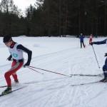 В Карпинске закрыли лыжный сезон-2014