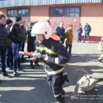 Студенты карпинского техникума посетили пожарную часть