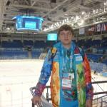 Паралимпийский волонтер из Карпинска делится впечатлениями от игр в Сочи