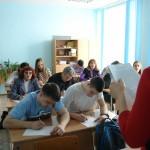 В Карпинске впервые прошел «Тотальный диктант-2014» (ВИДЕО)