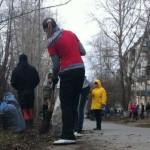 В Карпинске начинаются субботники