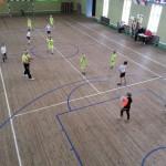 В Карпинске завершились соревнования по мини-футболу среди детсадовцев