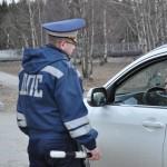 В Карпинске и Волчанске полицейские провели тотальную проверку на дорогах
