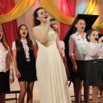 16-летняя Анна-Мария Пынтя провела свой первый сольный концерт