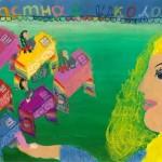 В Карпинске начался конкурс детских рисунков