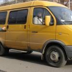 В Карпинске проверили маршрутные такси