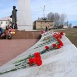 Карпинск. Митинг 9 мая 2014